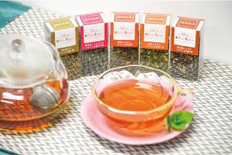フレバー×鹿児島茶