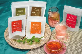 フレバー×鹿児島茶(ティーバッグ)