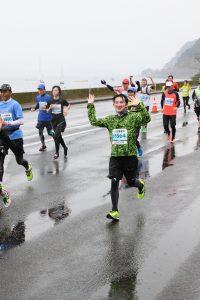 鹿児島マラソン2017 20km