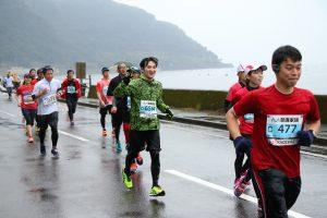 鹿児島マラソン2017 30km