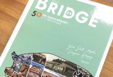 制作物ゆうかり学園bridge冊子