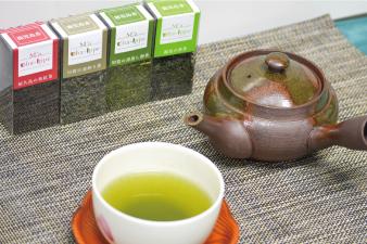 純×鹿児島茶
